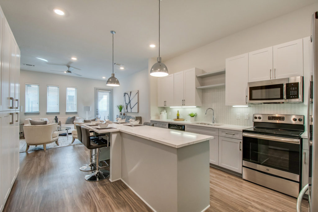Moser Townhomes Live At Magnolia